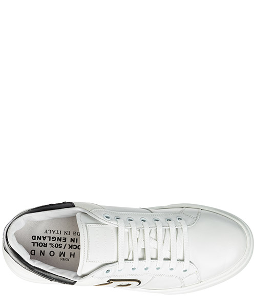 Scarpe sneakers uomo in pelle secondary image