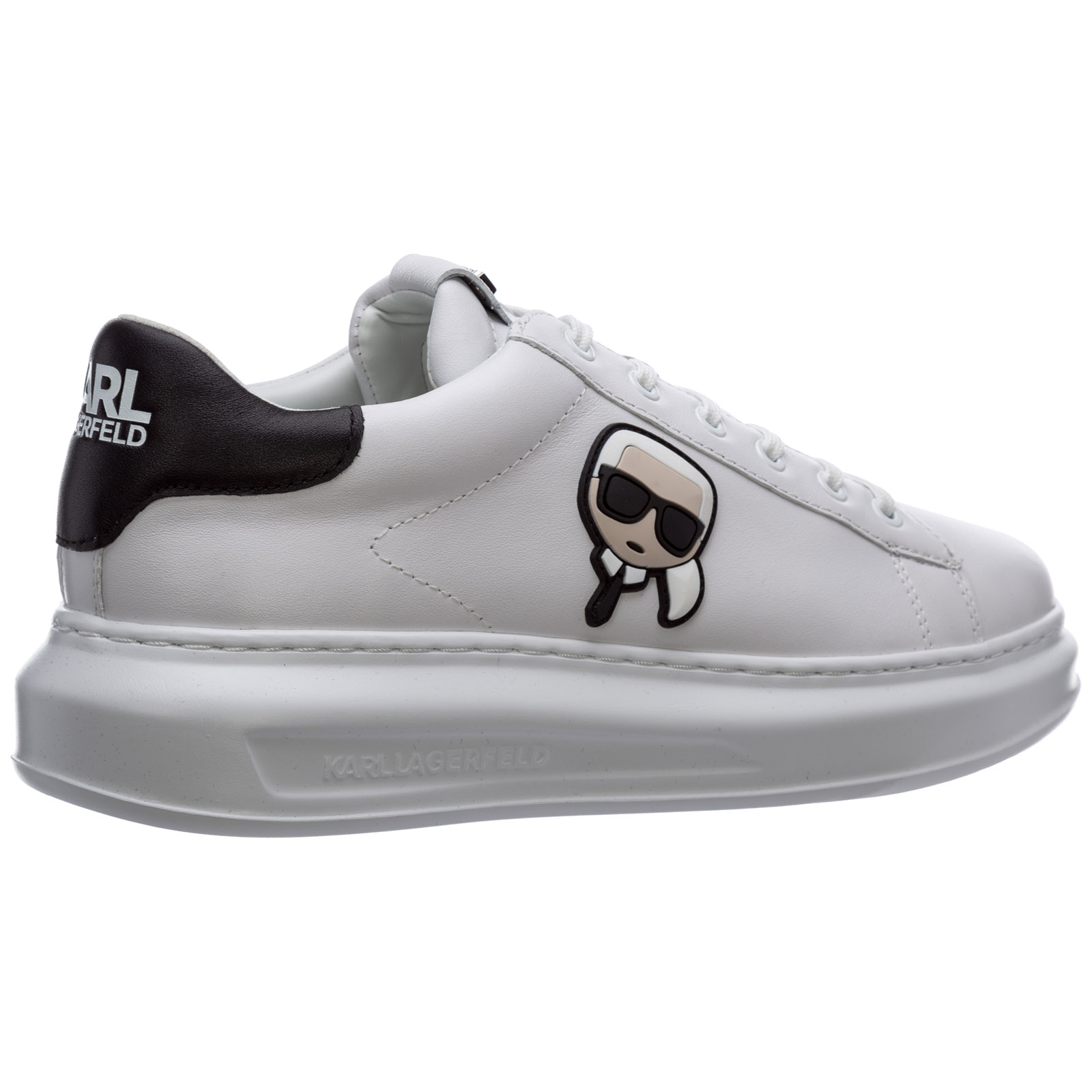 Scarpe sneakers uomo in pelle k/ikonik kapri