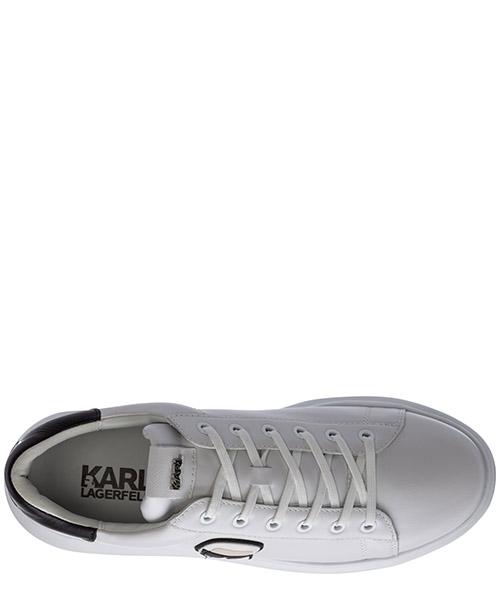 Chaussures baskets sneakers homme en cuir k/ikonik kapri secondary image