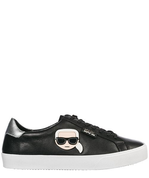 Sneakers Karl Lagerfeld Ikonik KL60120 nero