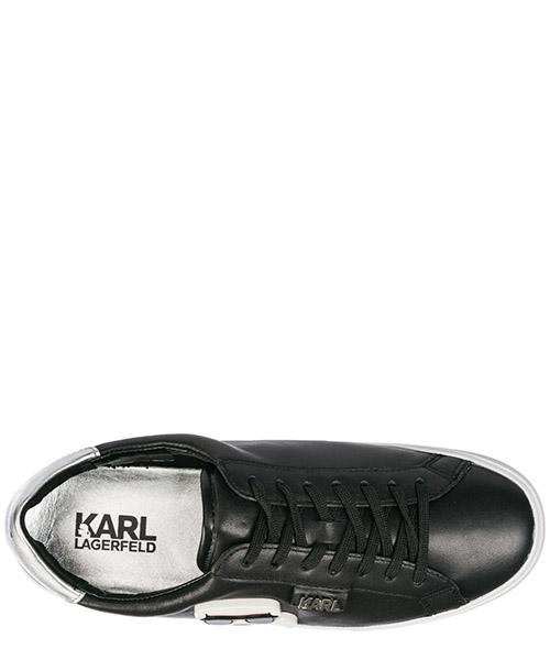 Scarpe sneakers donna in pelle ikonik secondary image