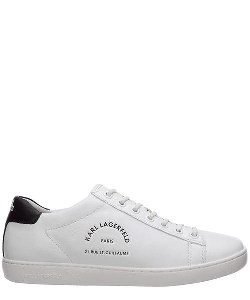 Sneaker Karl Lagerfeld rue st guillaume kl61238 bianco