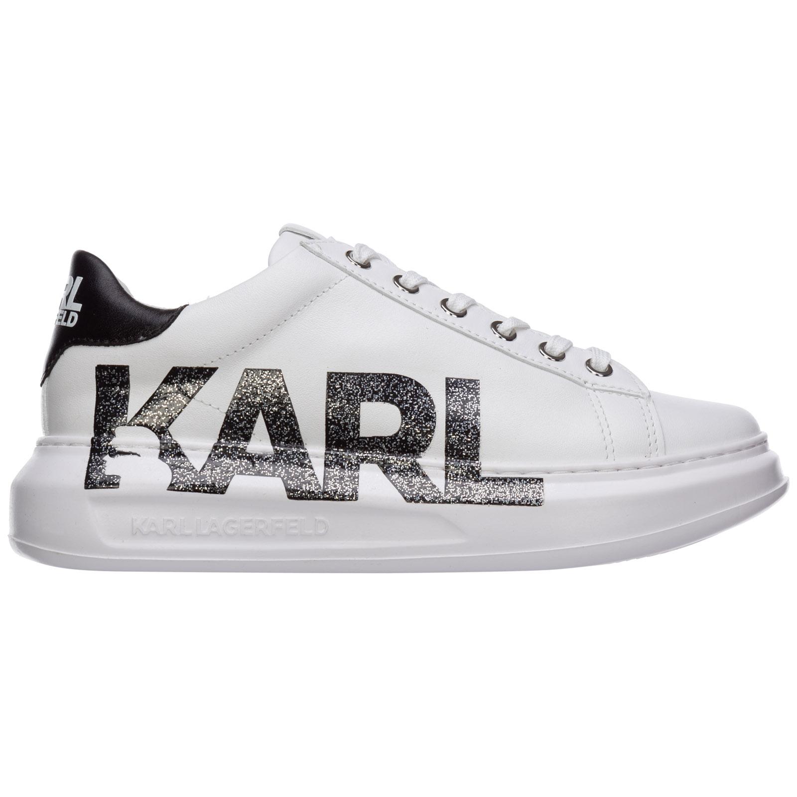 Sneakers Karl Lagerfeld logo KL62523