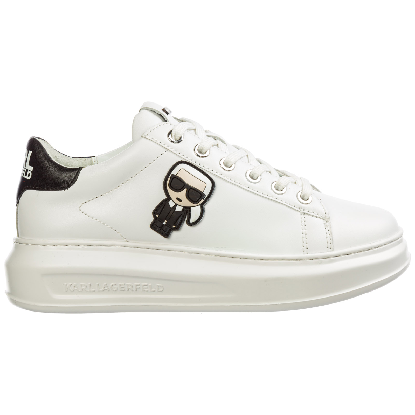 Women's shoes leather trainers sneakers kikonik kapri