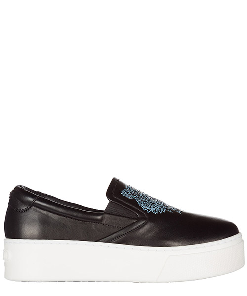 Slip on shoes Kenzo F762SL490L5099 nero