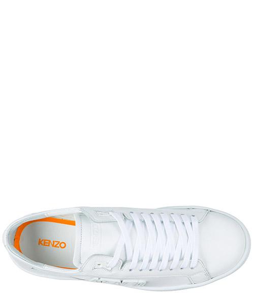 Scarpe sneakers donna in pelle tennix secondary image