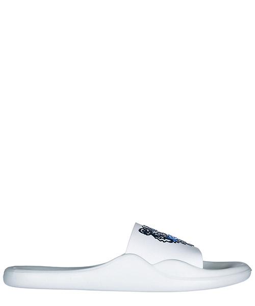 Chancla Kenzo F852SD104P7101 bianco