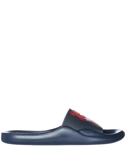 Pantoletten Kenzo F862SD104P6076 blu