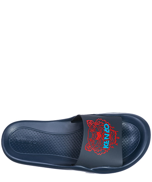 Damen badeschuhe sandalen pantolette gummi secondary image