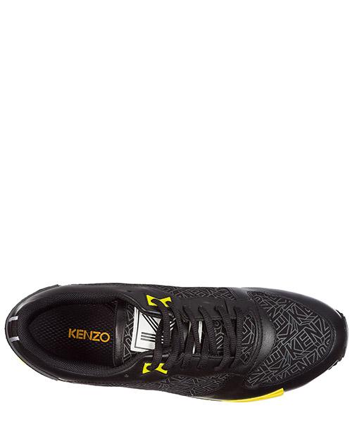 Scarpe sneakers uomo in pelle running h17 flying logo secondary image