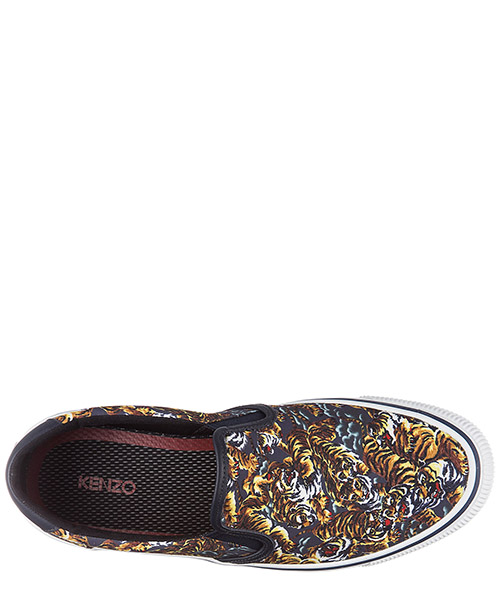 Slip on uomo sneakers tiger secondary image
