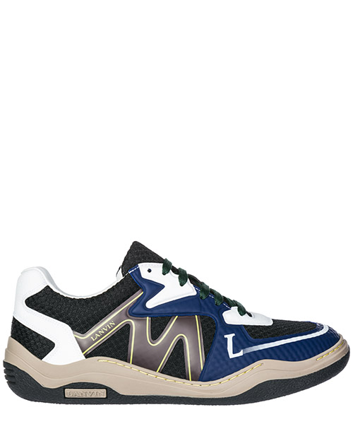 Sneakers Lanvin Diving FM-SKDDSI-CUSTP18 black/dark blue