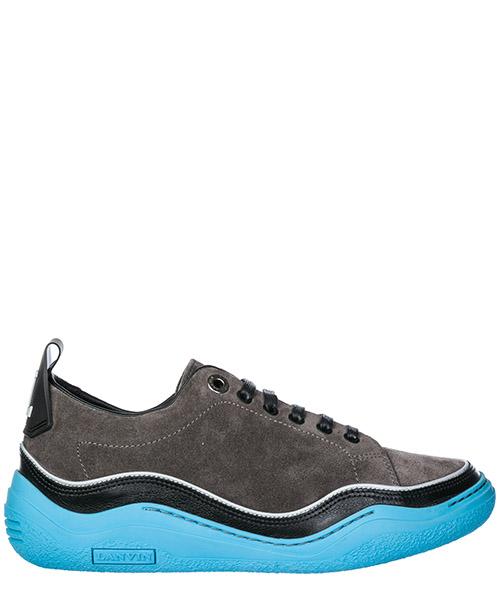 Zapatillas deportivas Lanvin FM-SKDIND-VVELE18 grigio