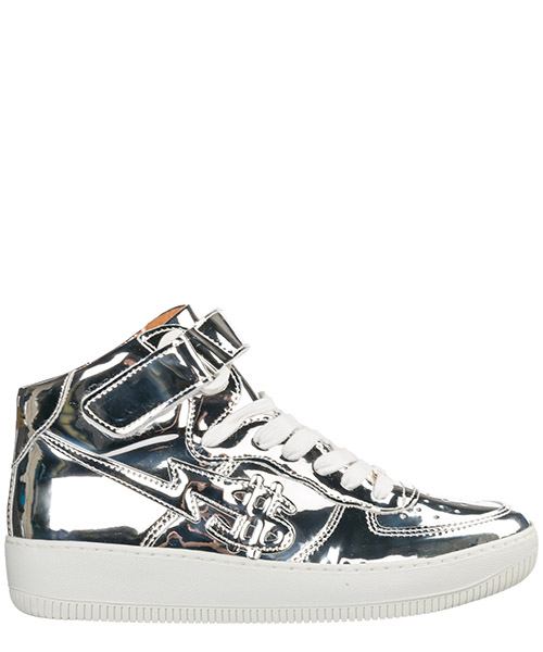 High-top sneakers La Société GV03WOMAN argento