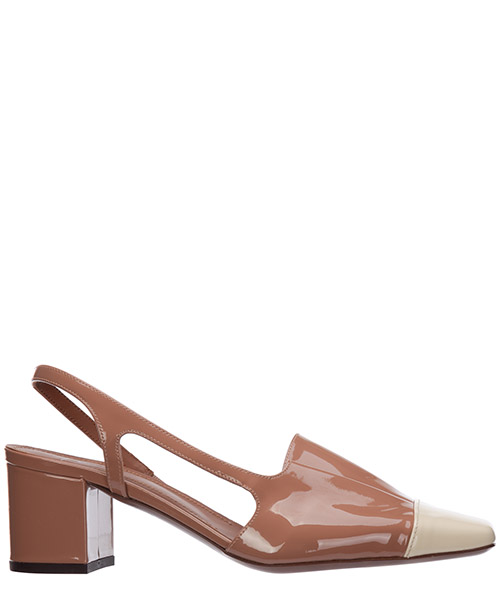 Pumps L autre Chose ldl012.55cp1893g478 milk + nude