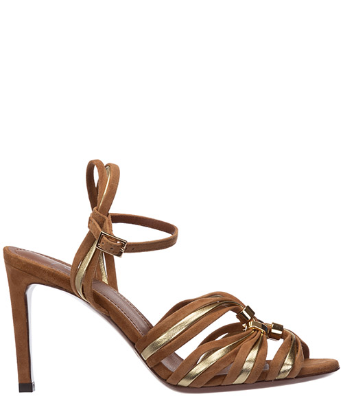 Sandals L'autre Chose LDL021.85CP2930G570 marrone