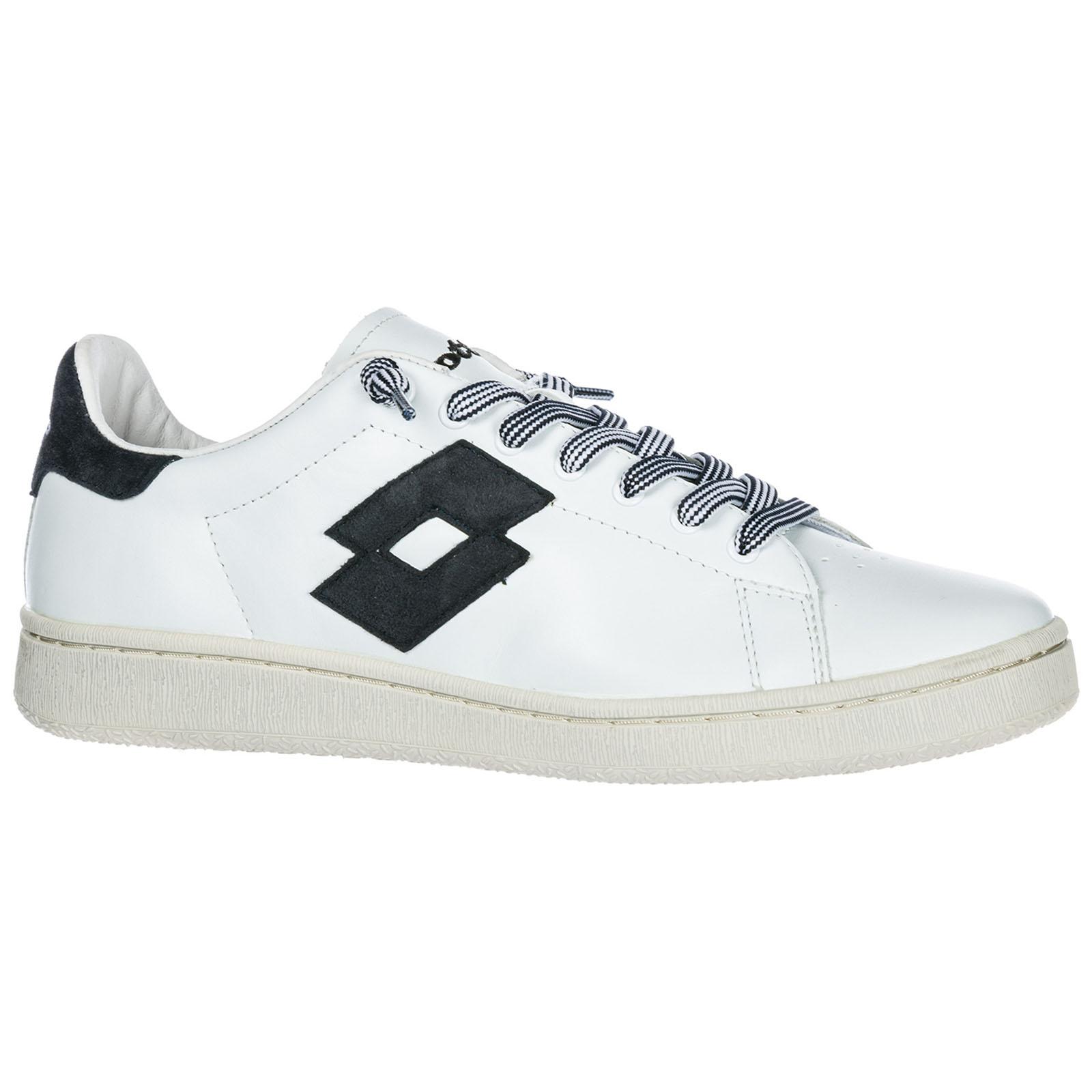 Dark Lotto White Navy Sneakers Leggenda T0811 Autograph BP70Wqq6A