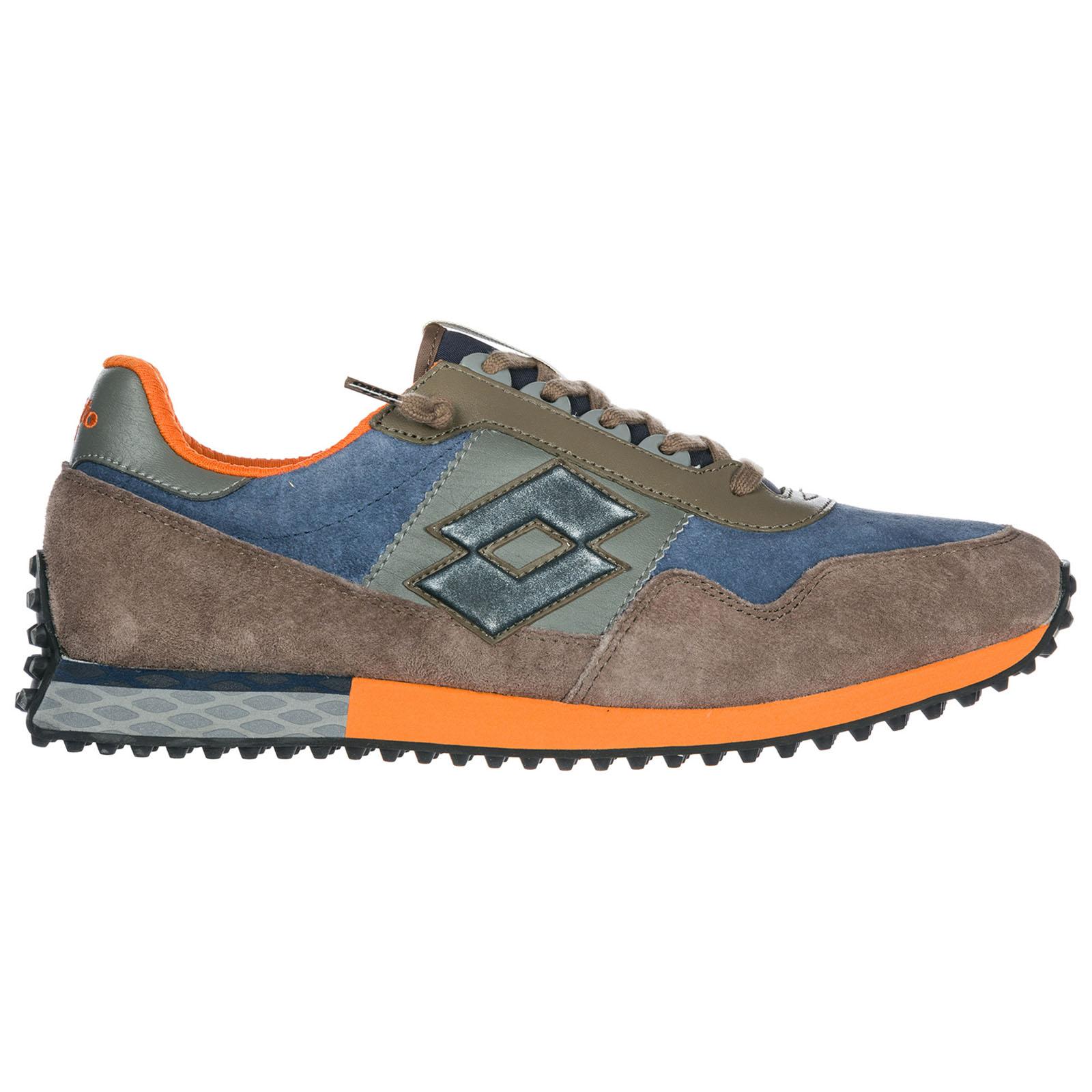 Scarpe sneakers uomo camoscio tokyo targa