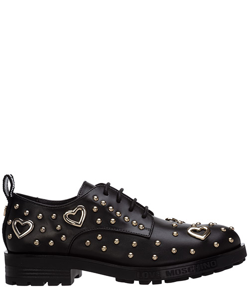 Zapatos con cordones Love Moschino JA10244G0BJA0000 nero
