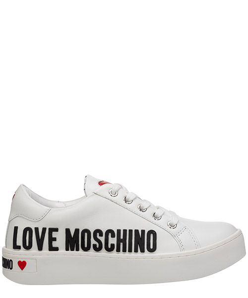 Zapatillas  Love Moschino JA15063G1BIA0100 bianco