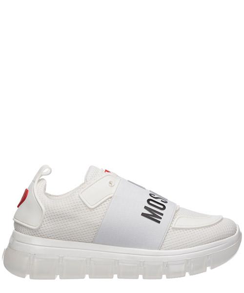 Sneaker Love Moschino ja15145g0ajs0100 bianco