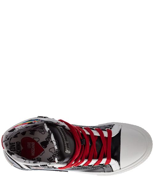 Damenschuhe damen schuhe high sneakers secondary image