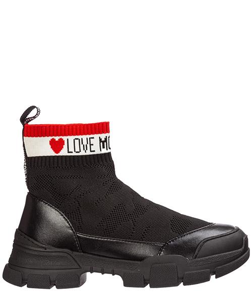 Кроссовки Love Moschino ja15624g08js0000 nero