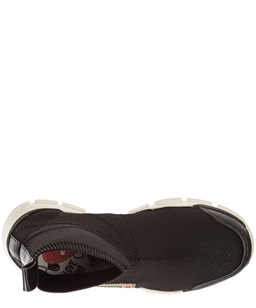 Chaussures baskets sneakers hautes femme secondary image
