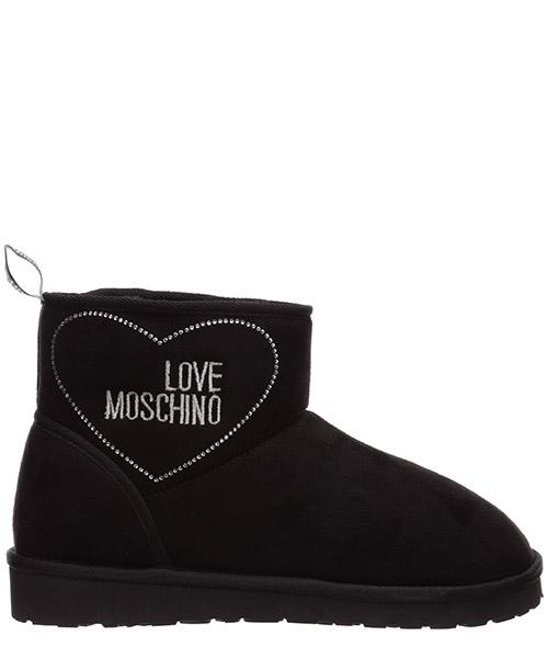 Ankle boots Love Moschino JA21023H1BIS0000 nero