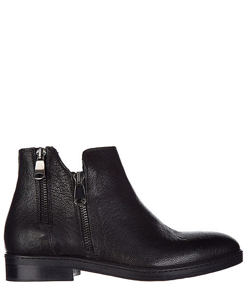 Bottines Manzoni 11125MATRIXNERO nero