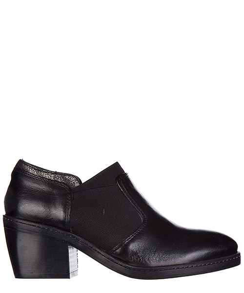 Bottines Manzoni 32025TEQUILANERO nero