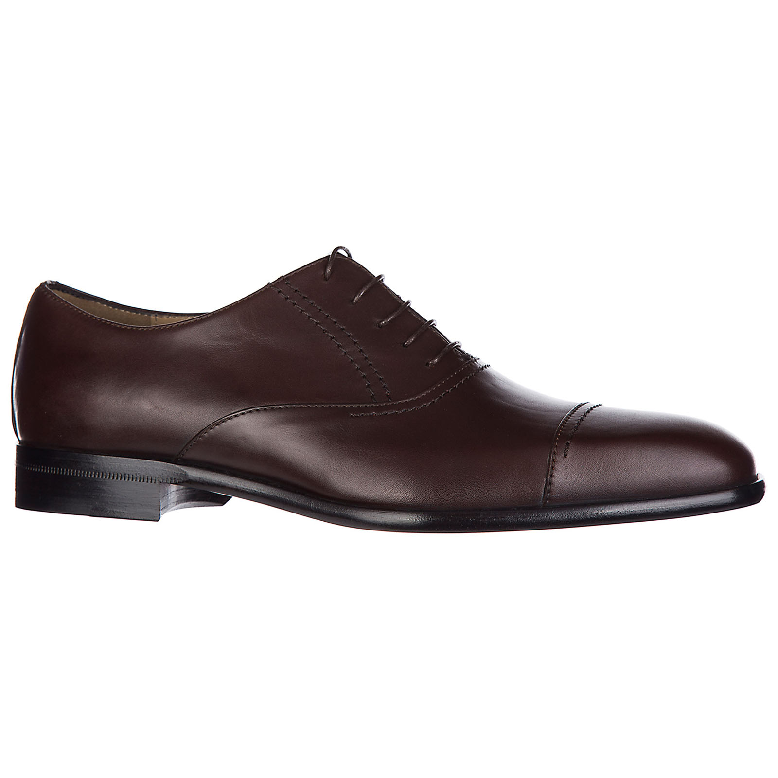 Men's classic leather lace up laced formal shoes oxford