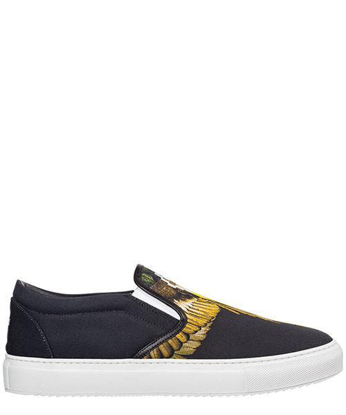 Slip-on Marcelo Burlon Wings CMIA015E198571021088 nero