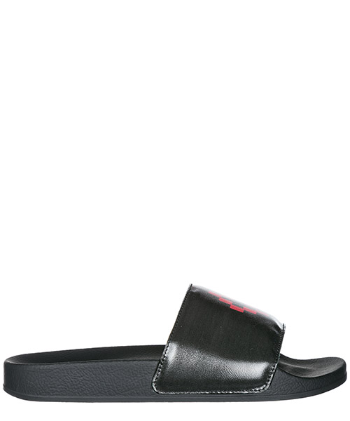 Slides Marcelo Burlon Blurred CMIA027R198490361020 nero