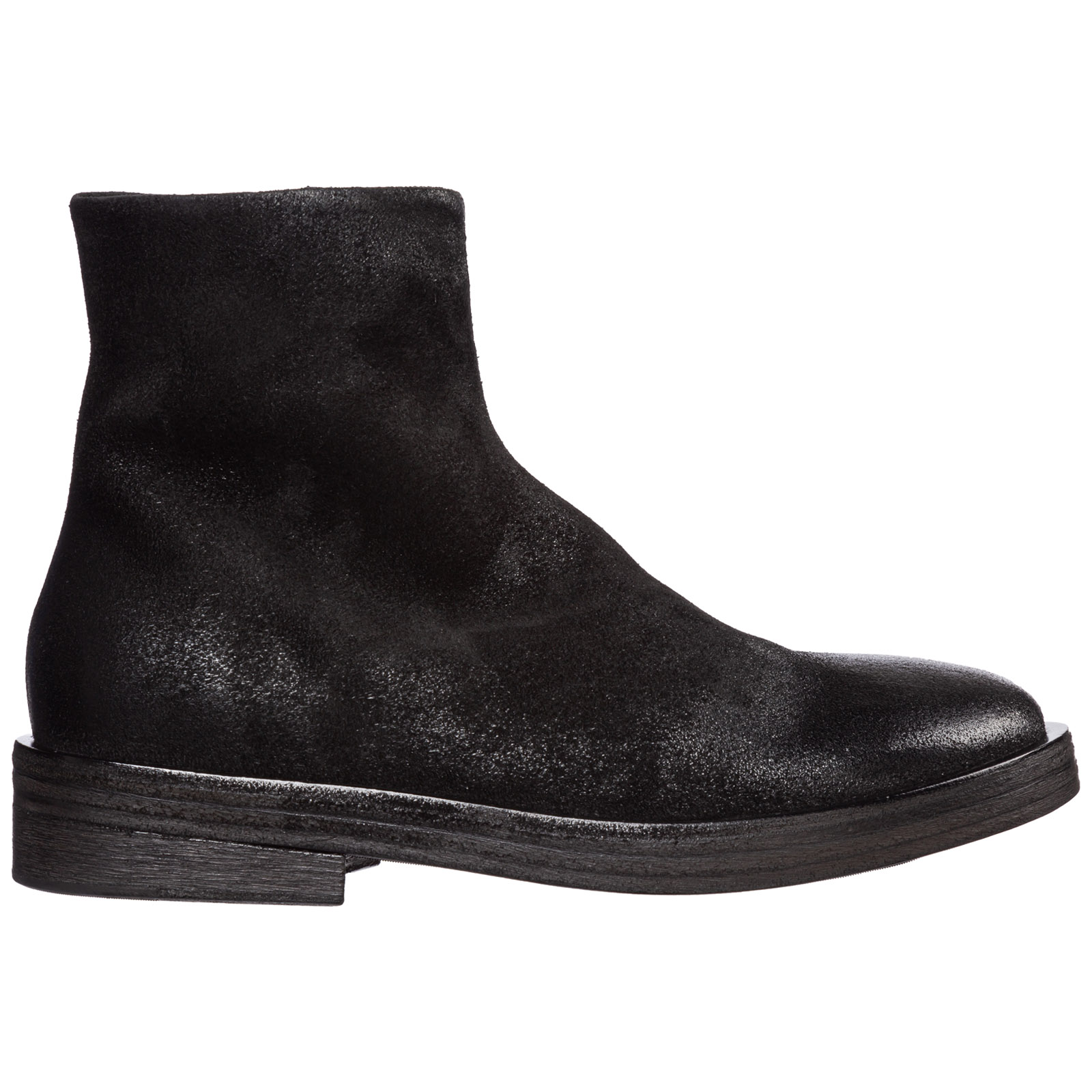 Marsèll Boots MEN'S GENUINE LEATHER ANKLE BOOTS