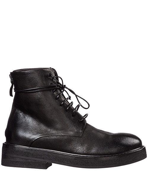 Ankle boots Marsèll parrucca mm2961 parrucca polac nero