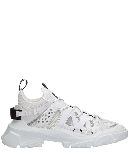 Sneakers MCQ descender 630796R2710 9000 bianco