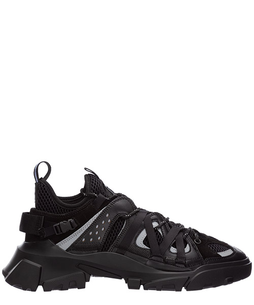 Sneakers MCQ Descender 630796R2711 1000 nero