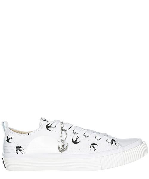 Sneakers MCQ Alexander McQueen Plimsoll 472452R25589024 white / black