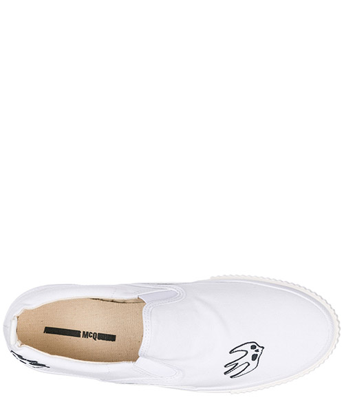 Men's slip on sneakers swallow secondary image