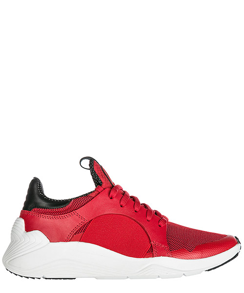 Sneakers MCQ Alexander McQueen Gishiki 494746R11446114 riot red