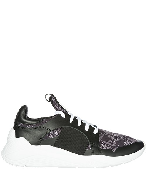 Sneakers MCQ Alexander McQueen 494746R25371070 nero