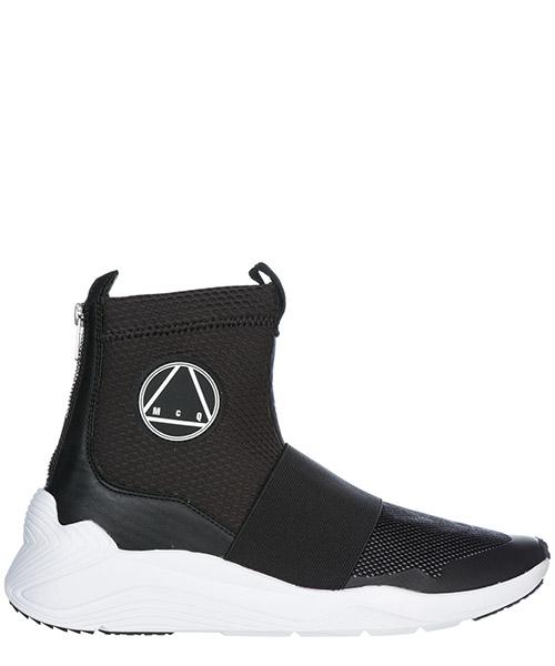 High top sneakers MCQ Alexander McQueen Hikaru 505764R25341000 nero
