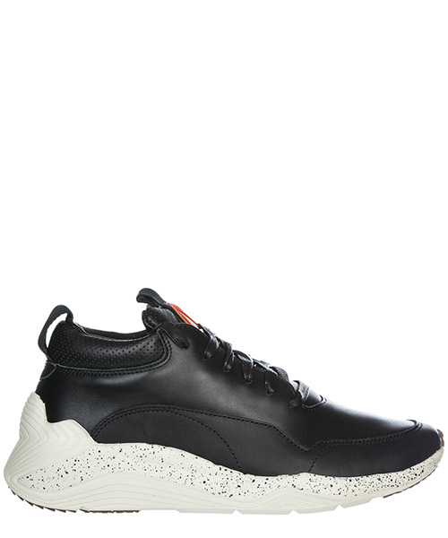 Sneakers MCQ Alexander McQueen Gishiki Hybrid 518318R25361000 nero
