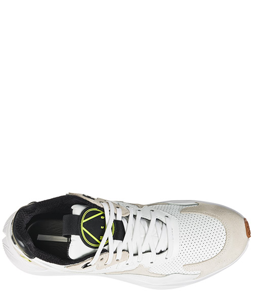 Herrenschuhe herren leder schuhe sneakers daku secondary image