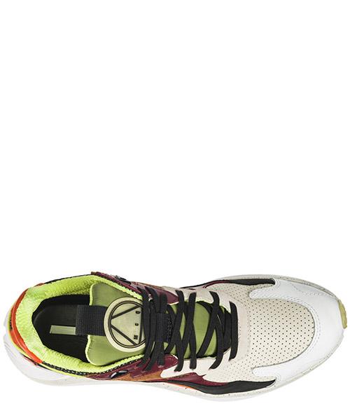 Chaussures baskets sneakers homme en cuir daku secondary image