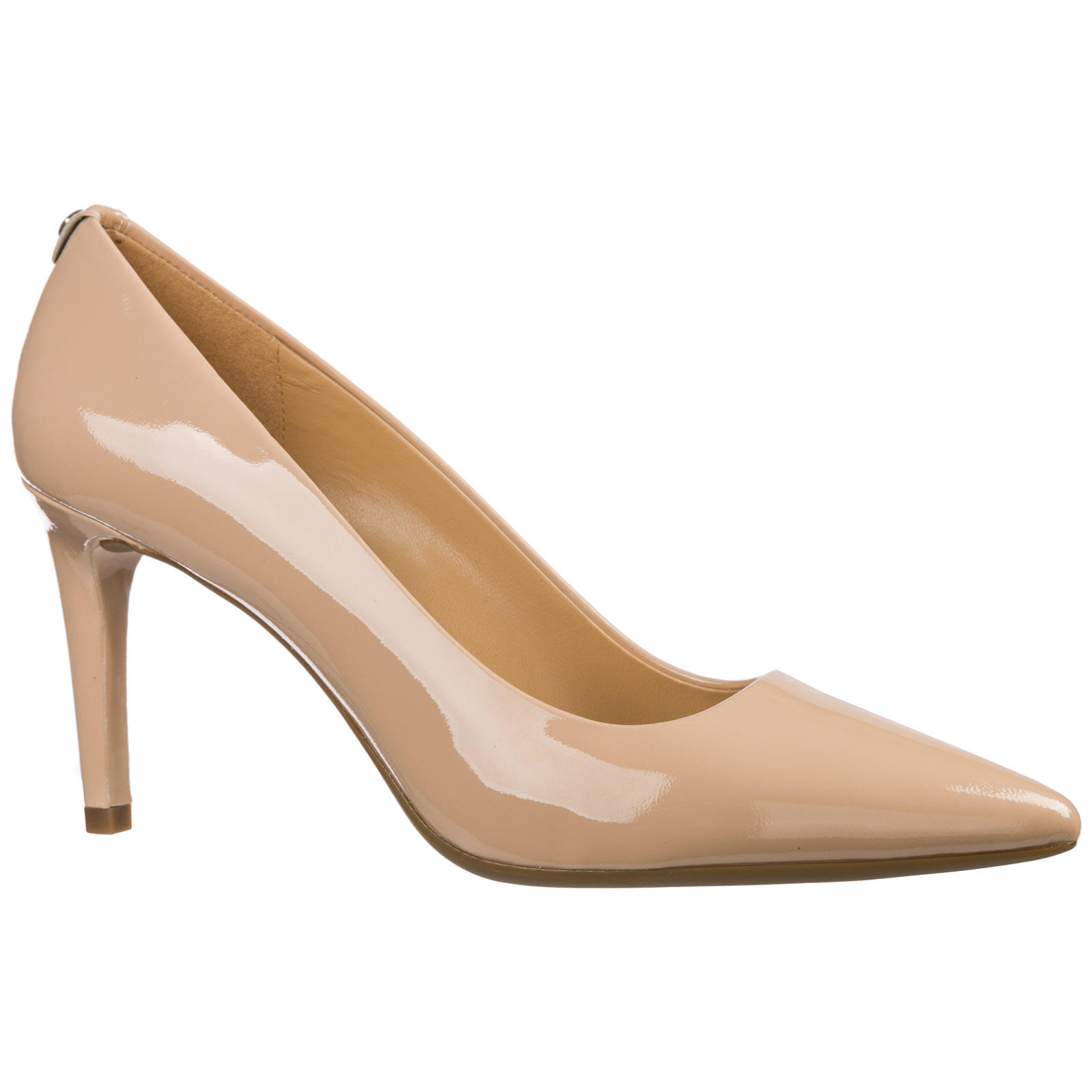 727fc183d0 Michael Kors Women's leather pumps court shoes high heel dgoldthy