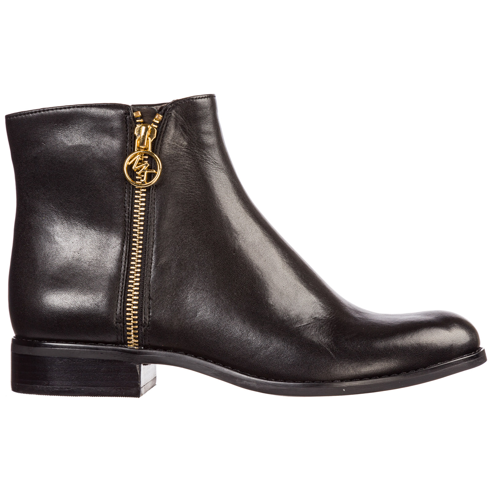 Leather Ankle Boots Booties Jaycie