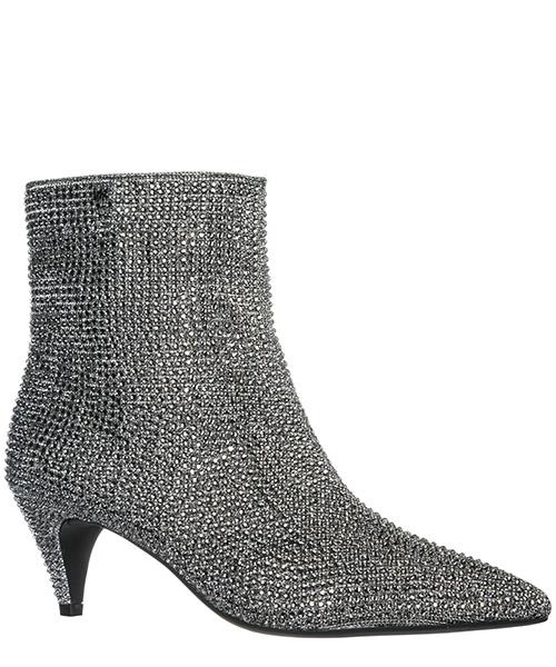 Botines de tacón botas mujer en piel blaine flex secondary image
