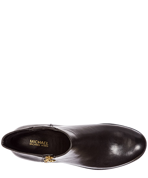 Botines botas en piel mujer jaycie secondary image